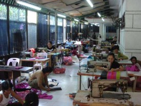 Tabitha Cambodia's cottage industry programme provides training, employment, and income for poor Cambodians.